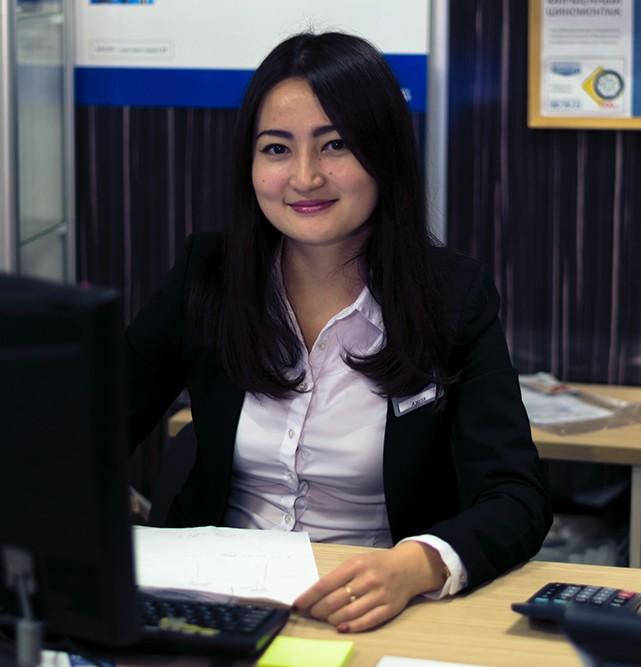 Азиза Ермекова