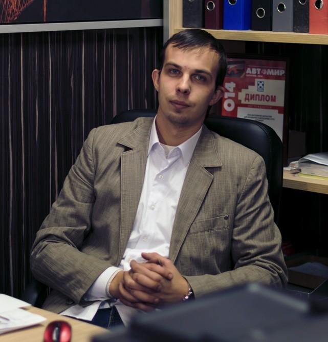 Алексей Качукас