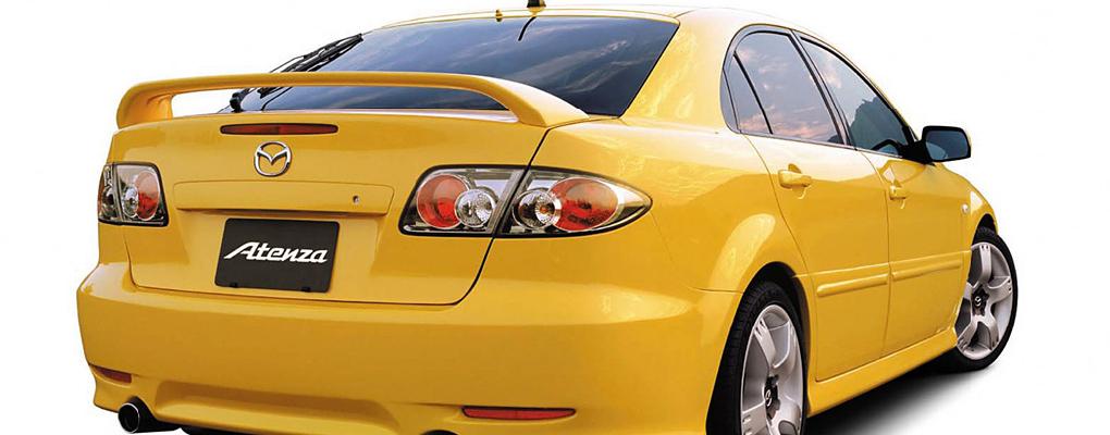 Ремонт и автосервис Mazda (Мазда)
